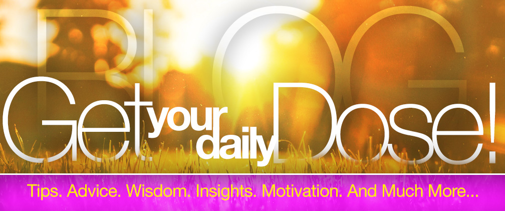 Get your daily dose of Tips, Advice, Wisdom, Insights, Motivation, and Much More...from Necole's Blog!